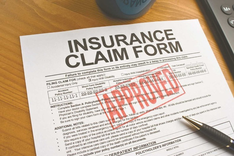 From Filing to Finishing - The Course of an Insurance Claim - The ...