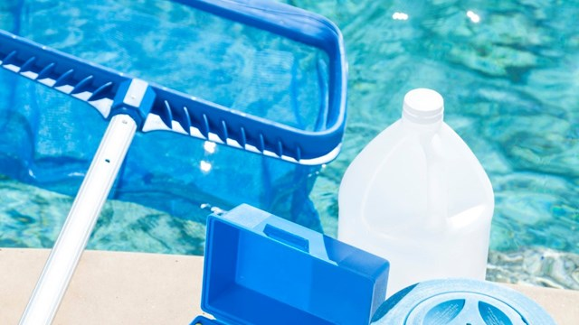 Maintaining A Safe Community Pool Liquid Assets The
