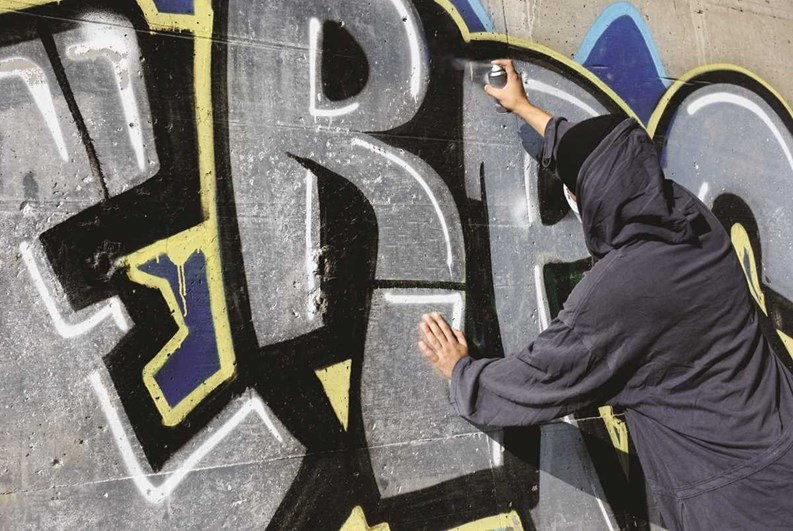 an analysis of the issue if graffiti is an art form or not Graffiti in particular, but also street art, has engendered contrasting opinions and   artistic, and practitioner literature on graffiti that covers a range of issues,  the  term is derived from the italian, graffio, meaning scratching or scribbling  of  space through writing or painting individual and crew tags, whether or not it is.