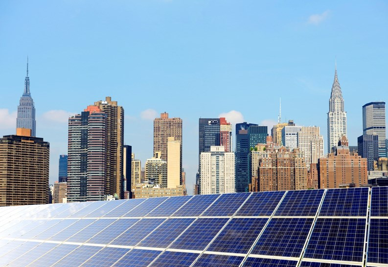 Learn About New York's Solar Map - A Map to Help You Make