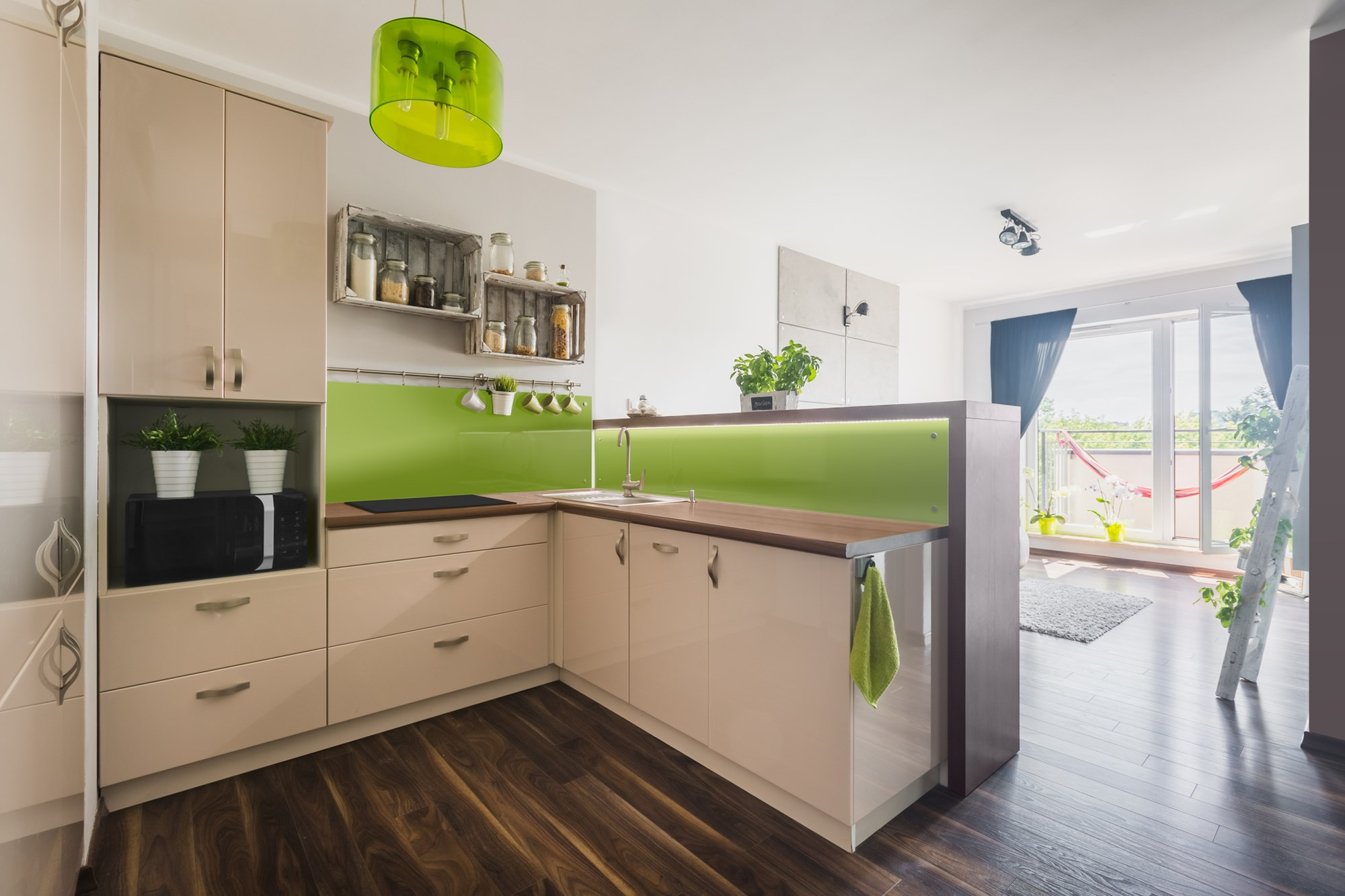 How To Make The Most Of A Small Kitchen Space Itu0027s About Finding The Right  Sized Appliances