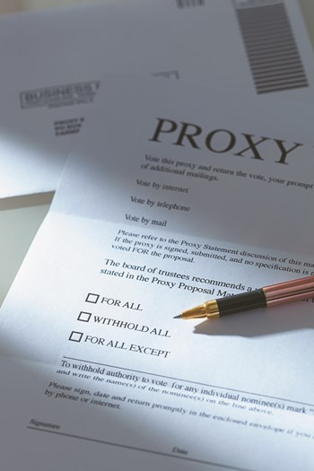 Handling Proxy Voting in Your Building or HOA