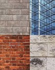 Glass vs. Masonry