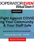 The Cooperator Events presents: The Fight Against COVID-19: Keeping Your Community Clean & Your Staff Safe